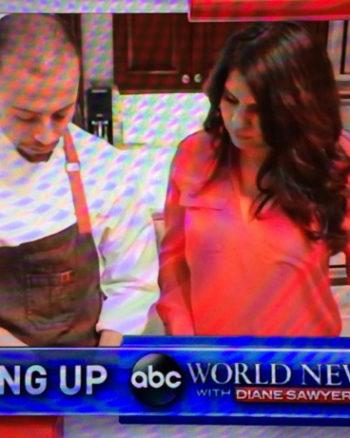 ABC World News Wants ME to Make Dinner? ME??