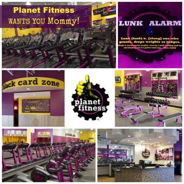 Planet Fitness Miami Wants You Mommy! - Mommy Mafia