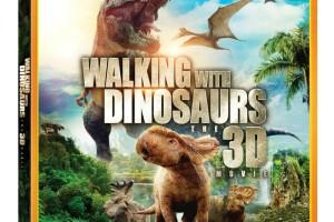 Dinosaur Fun for Movie Night? Walking With Dinosaurs The Movie