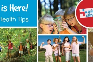 Camp and Summer Health Tips from MinuteClinic