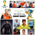 The Non-Soccer Mom's 2014 World Cup Cheat Sheet