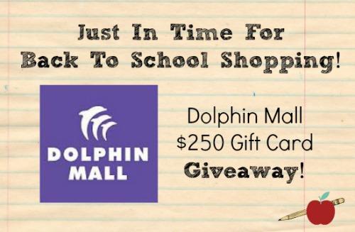 Dolphin Mall Miami Shopping