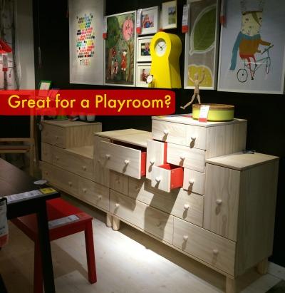 Ikea Miami Playroom
