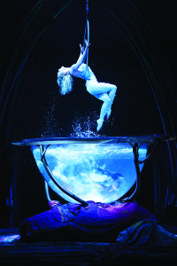 Cirque du soleil Amaluna cerceau miami mommymafia.com