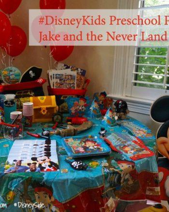 DisneyKids Preschool Playdate Jake DisneySide mommymafia.com