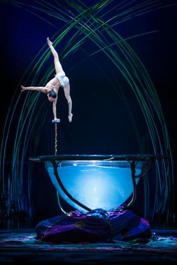 Cirque du Soleil Amazes in Miami MommyMafia.com