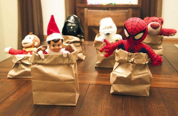 25 Days Of Elf On The Shelf Mommy Mafia