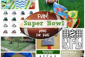 Fun Super Bowl Ideas For Kids: Crafts, Activities And More For The Big Game