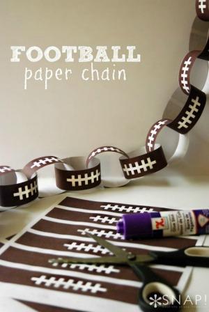 Football chain craft mommymafia.com