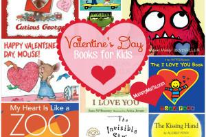 Lovely Valentine's Day Books For Kids