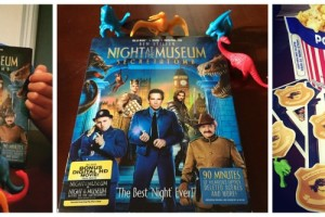 Family Movie Night Ideas| Night At The Museum: Secret Of The Tomb
