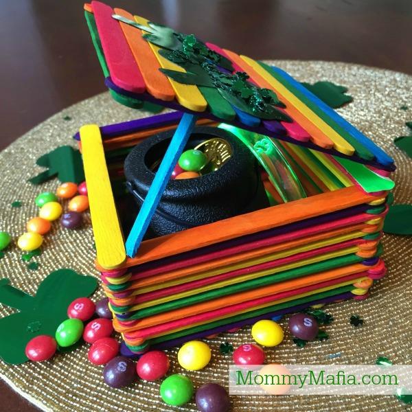 Rainbow Leprechaun Trap MommyMafia.com
