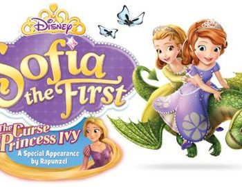 Sofia the First: The Curse of Princess Ivy Now On DVD