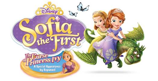 Sofia The First The Curse Of Princess Ivy Now On Dvd