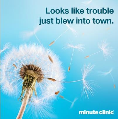 Suffer from Spring Allergies? Check out theses Spring Allergy Tips From CVS Minute Clinic