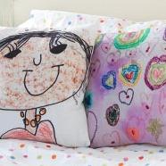 mothers day keepsake pillow