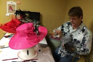 My Kentucky Derby Hat MommyMafia.com