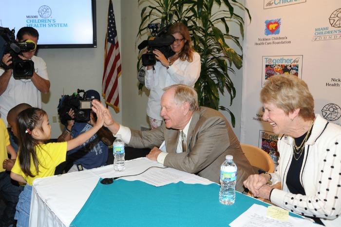 Miami Children's Hospital Becomes Nicklaus Children's Hospital