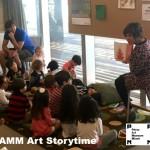 PAMM Art Storytime logo MommyMafia.com