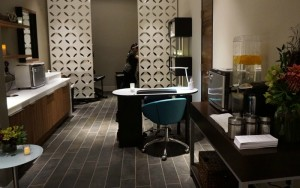 AMEX Centurion Lounge Miami Spa