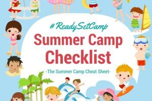 Get Summer Camp Ready! #ReadySetCamp