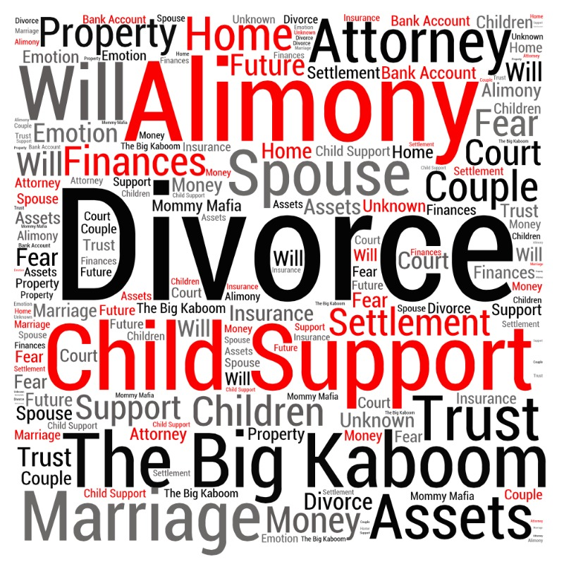 Divorce: You Don't Know What You Don't Know The Big Kaboom MommyMafia.com