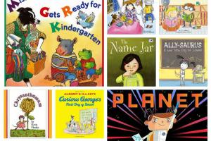 Kindergarten, Here I Come! Kindergarten Books For Kids