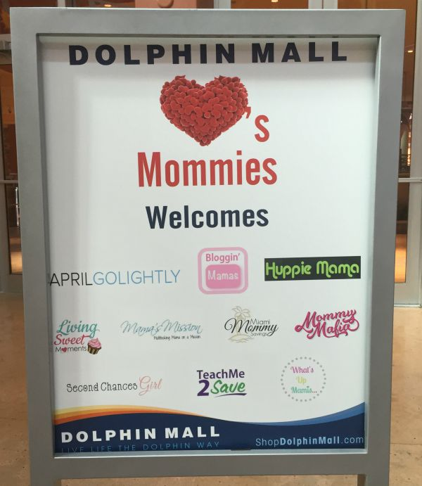Dolphin Mall Miami MommyMafia.com
