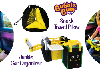 BubbleBum + Lego Gift Card Giveaway!