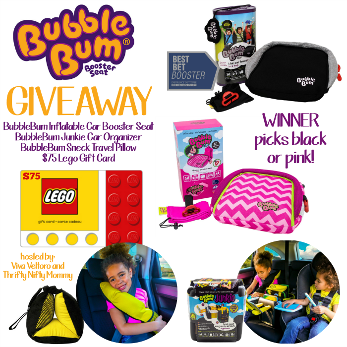 BubbleBum Giveaway Package