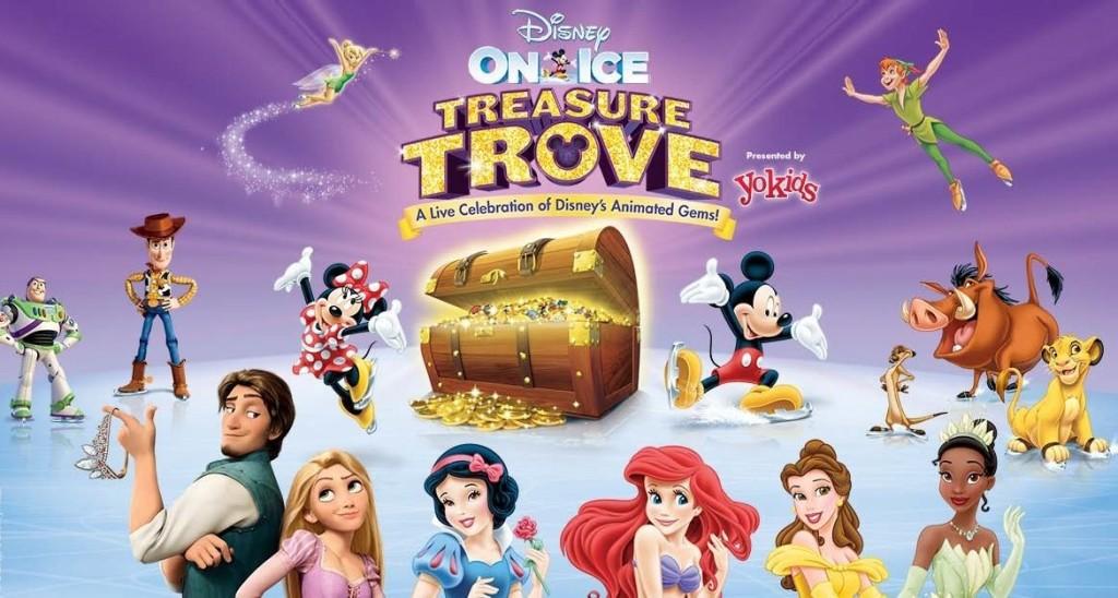 Disney on Ice Treasure Trove MommyMafia.com