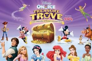 Disney On Ice: Treasure Trove | Miami Discount Tickets- Hurry!
