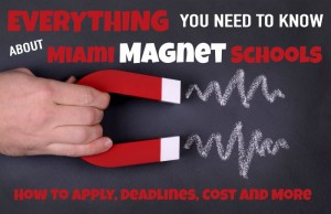 Everything you need to know about Miami magnet schools