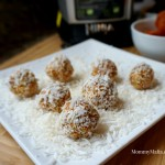 Nutri Ninja Auto iQ Recipes | Flourless Coconut Date Balls