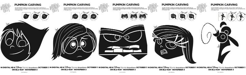 Inside Out Pumpkin Carving MommyMafia.com