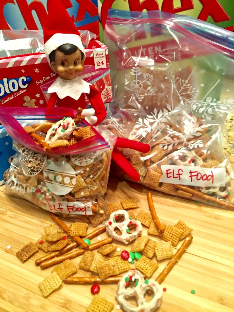 For Your Hungry Elf On The Shelf: Elf Food