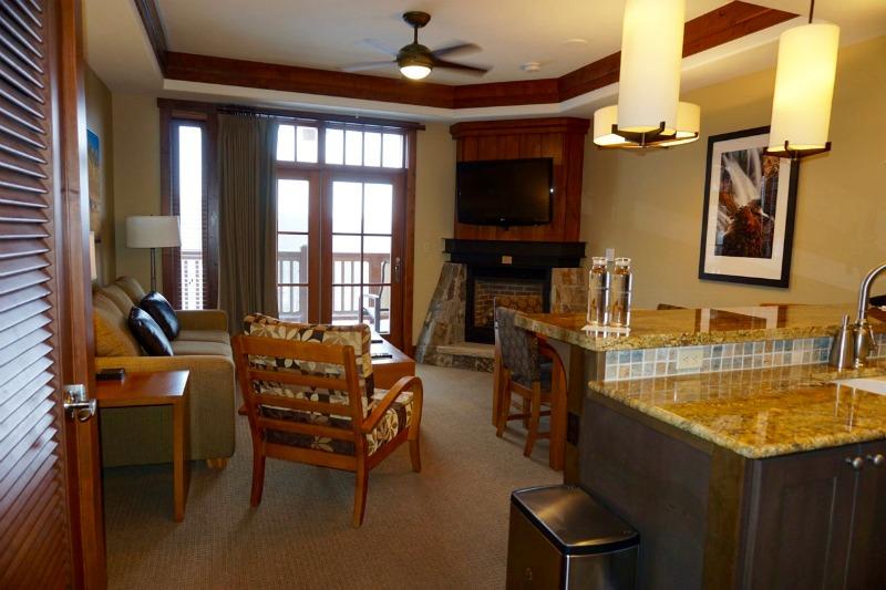 One Skill Hill Place Breckenridge Living Room