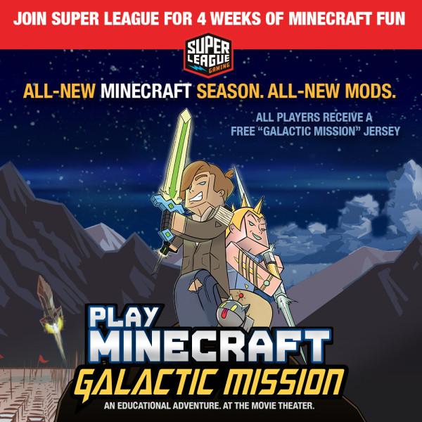 Super League Gaming Minecraft Miami