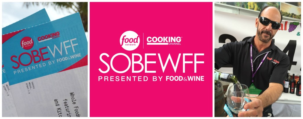 *SQUEAL* Mommy Mafia Is Total Wine's Official #SOBEWFF Correspondent!