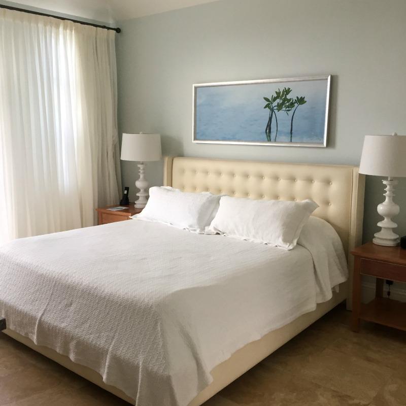 Beaches Turks and Caicos Key West Veranda House bedroom
