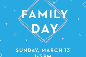 Family Day At ICA Miami (Institute of Contemporary Art Miami)