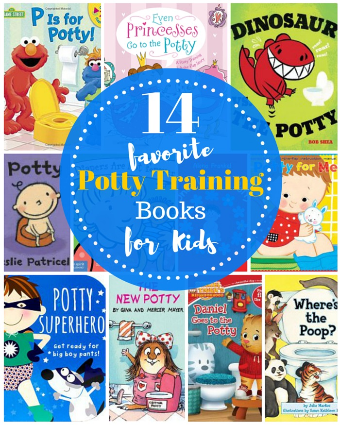 P Is For Potty! Potty Training books For Kids