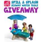 Step2 Spill & Splash Giveaway