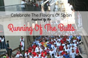 Running Of The Bulls Inspired Summer Party