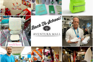 Aventura Mall Has Everyone Covered For Back To School