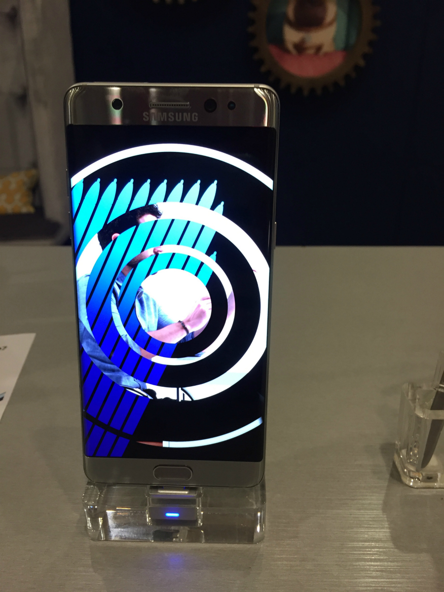 Galaxy Note7 BlogHer