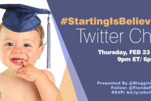 Your Florida Prepaid Questions Answered. #StartingIsBelieving Twitter Chat