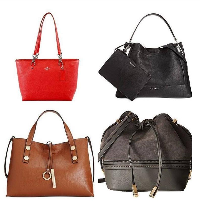 It's In The Bag! The Big Handbag Giveaway