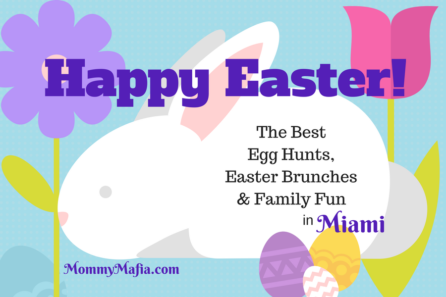 Hop To It! Easter Egg Hunts Miami