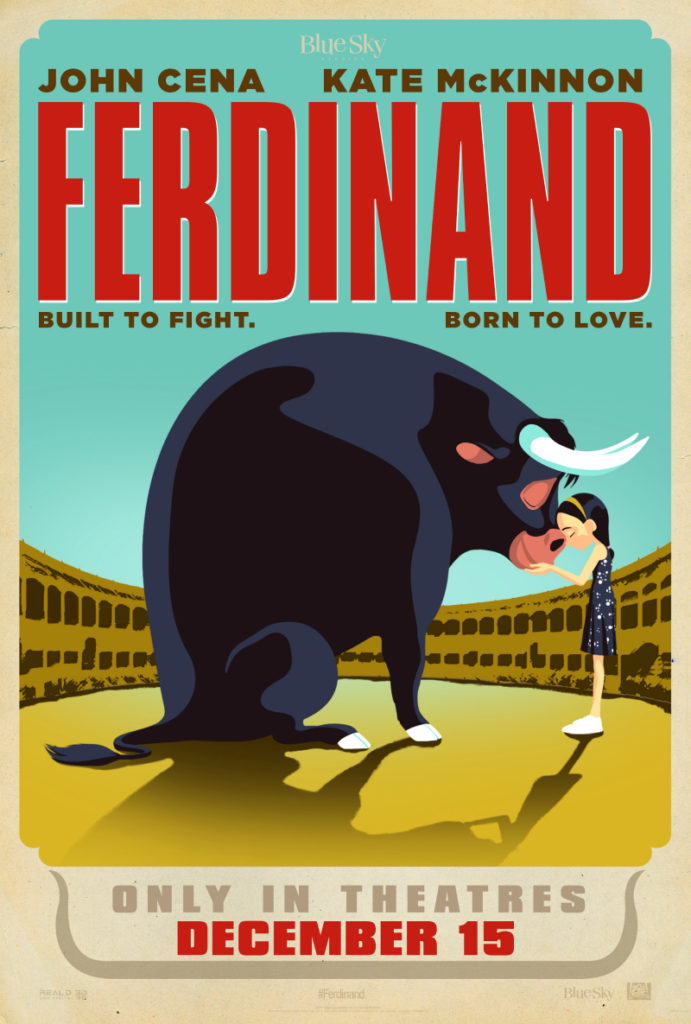 Ferdinand: A Giant Bull With A Big Heart